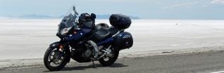 Bonneville Salt Flats Barren