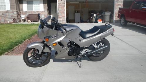 2007 Ninja 250