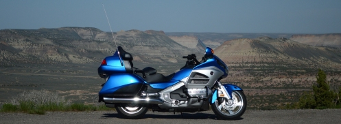 2013 Goldwing right side