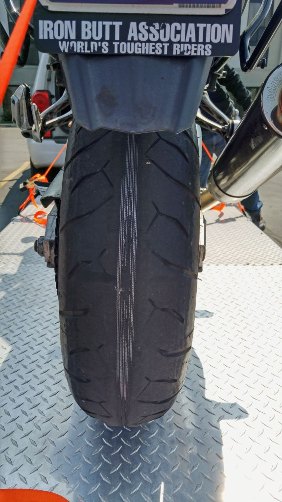 Back-Tire