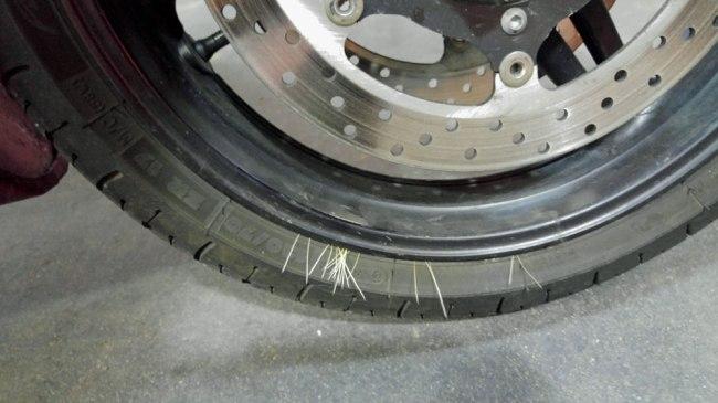 Front-Wheel-Fur